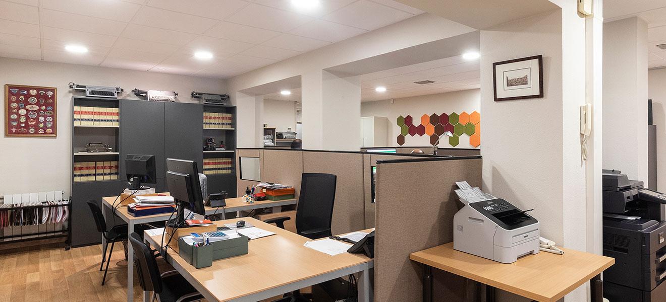 JM Fàbrega - Oficina Barcelona